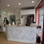 西八王子美容室内装の施工前